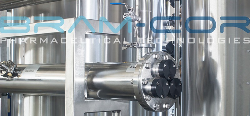 1031. PRTW Pharmaceutical Water Pretreatment System_UV lamps-800