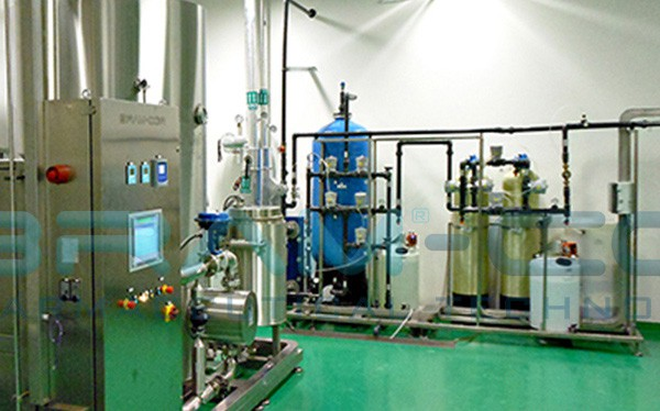 Water Pretreatment System - Pharmaceutical Equipment