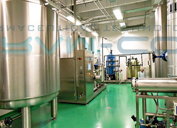 Water Pretreatment System Pharmaceutical Equipment