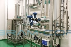 CPSG in water room - Pharmaceutical Pure Steam Generator 1324-800