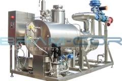 KPSG Horiz. Evaporator - Pure Steam Generator-800